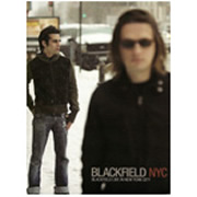 Blackfield - NYC Live in New York City